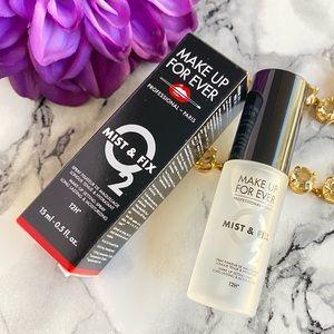 🆕NEW✨ MUFE Makeup Forever Mist & Fix